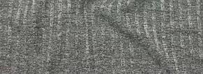 Трикотаж Ангора Люрекс Полоска, серый, фото 2