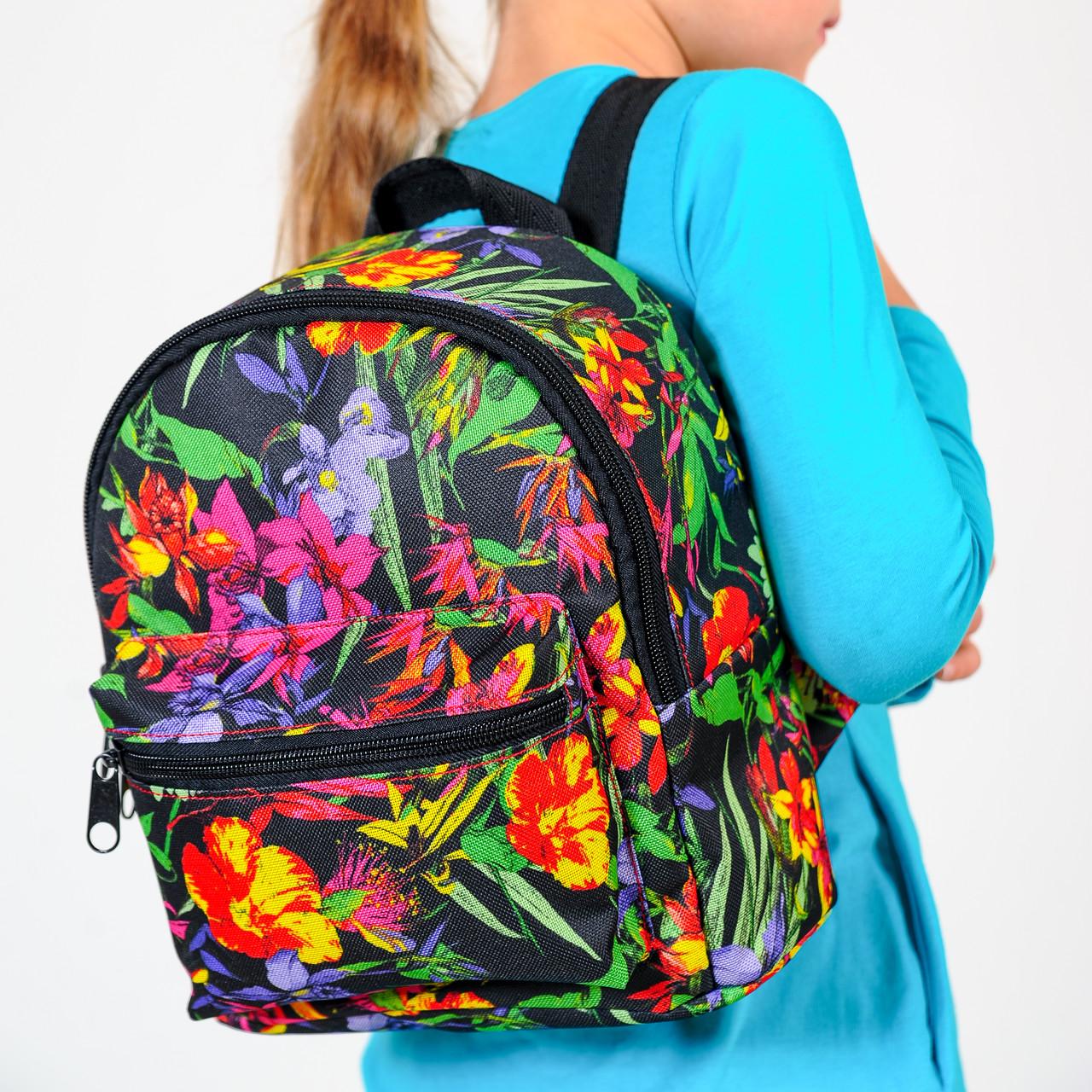 520664f779c7 Детский рюкзак с цветочным принтом - Market Trends в Хмельницком
