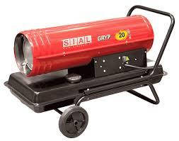 Генератор горячего воздуха SIAL Gryp 60 PV