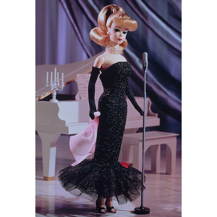 Коллекционная кукла Барби Solo in the Spotlight Barbie Blond 1995 - 13534