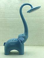 Лампа настольная Horoz Jumbo 6w слоник, слон
