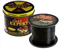 Леска карповая монофильная 1000 м Carp Expert Carbon 0,40