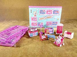 Кукольная мебель Детская комната