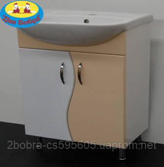 Тумба для Ванной Комнаты Galaxy АКВА 50