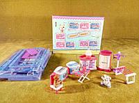 Кукольная мебель Прачечная для ЛОЛ, фото 1