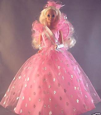 Колекційна лялька Барбі / Barbie Anniversary Star Doll Wal-Mart 30th Anniversary Special Limited (1992 р.)