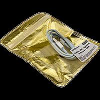 Кабель LogicPower USB - Lightning 1м белый /Original Pac.