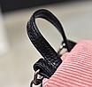 Рюкзак женский мини сумка CONEED вельветовый Розовый, фото 6