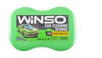 WINSO Винсо Губка для миття авто WINSO з дрібними порами 240*160*70mm, (50шт.в уп.)