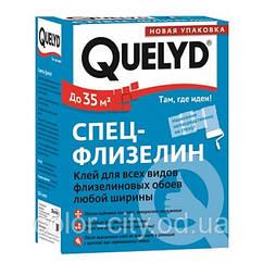 Специальный клей для любых флизелиновых обоев Quelyd Флизелин 300гр