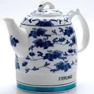 Эл.чайник STERLINGG ST-10757 керамика,1,2л