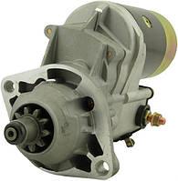 Стартер на HYUNDAI HL730-7, HL740-7, HL757-7, HL760-7. Двигатель Cummins QSB5.9-C. 3957593, 3920644