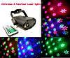Лазер диско с пультом ДУ, USB, новогодний, лазерный проектор, светомузыка Dzyga, фото 8