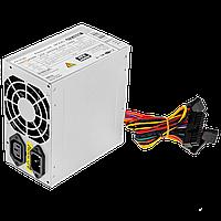Блок питания компьютерный LogicPower ATX-400W, 8см, без кабеля питания, 2 SATA, OEM