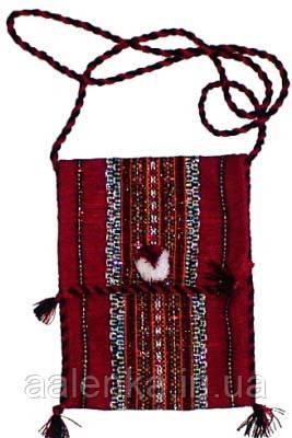 Тканевая сумка в этническом стиле тканевая . Чехол для планшета