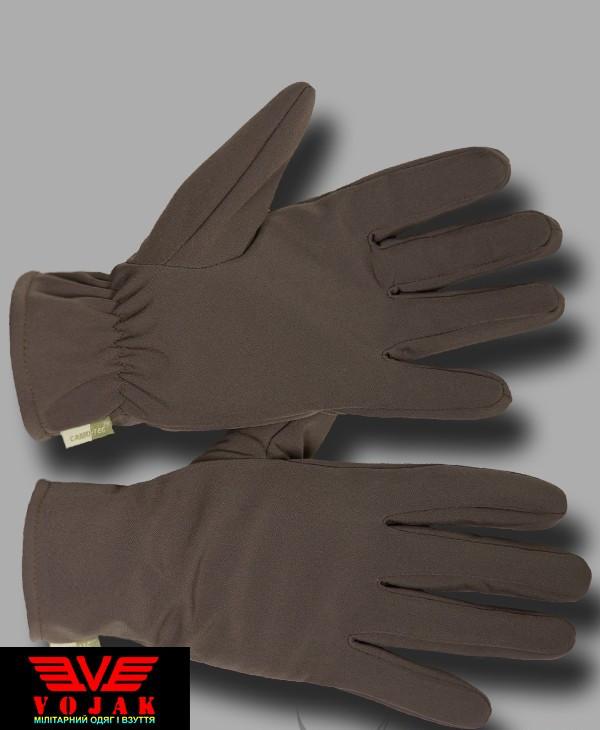 Перчатки SoftShell (Olive)