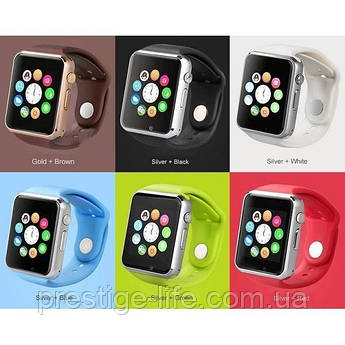 Умные Часы Smart Watch A1 - Лучшее качество - Копия Apple Watch!