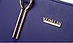 Сумка жіноча велика з ручками VEOELIN Синій, фото 6