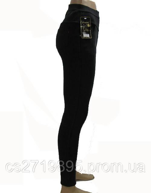 Легинсы женские ЗОЛОТО 948-1 брюки ДЖИНСЫ начес