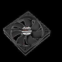 Вентилятор корпусной LogicPower F12NBD, 120MM, 3pin + 4pin