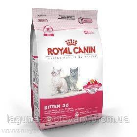 Корм для котят Роял Канин 36, 2кг, фото 2