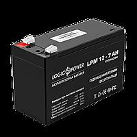 Аккумулятор AGM LogicPower LPM 12-7AH