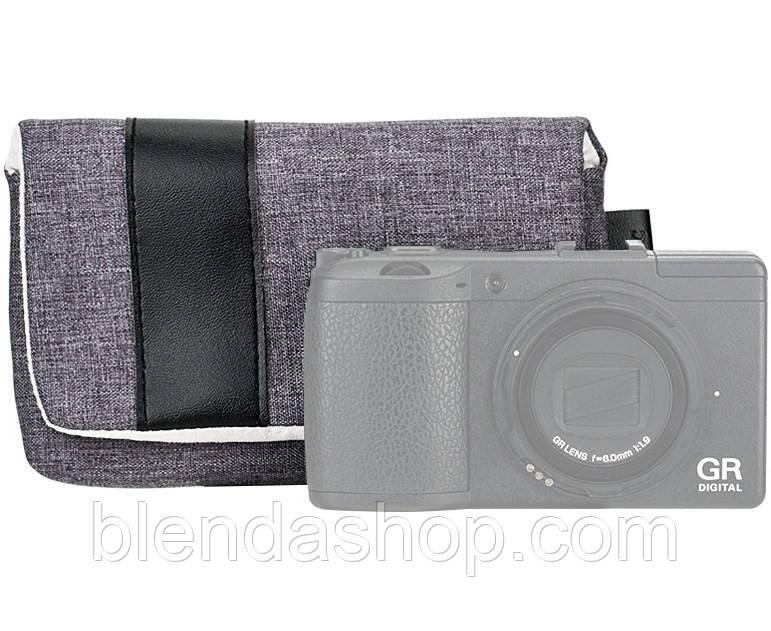 Защитный футляр - чехол JJC CB-R1GR для камер RICOH GR, GR II