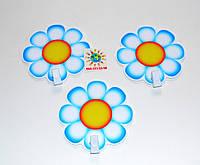 Держатель рисунка с прищепкой Цветок