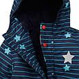 Непродуваемая зимняя куртка для мальчика Topolino Германия Размер 128, фото 4