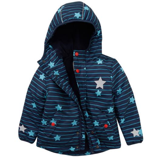 Непродуваемая зимняя куртка для мальчика Topolino Германия Размер 128
