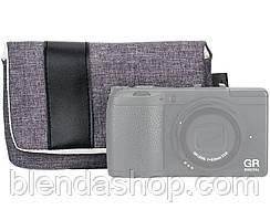 Захисний футляр - чохол JJC CB-R1GR для камер Panasonic DMC-TS30