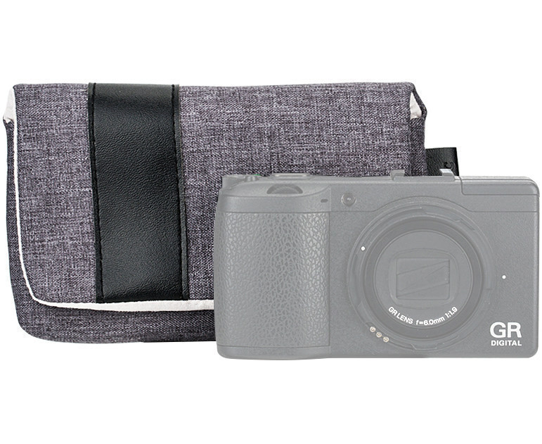 Защитный футляр - чехол JJC CB-R1GR для камер Panasonic DMC-TS30