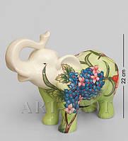 Большая фарфоровая копилка Слон Pavone jp-158/6