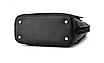 Рюкзак женский кожзам городской с бантиком Черный, фото 6