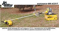 Мотокоса Кентавр МК-4331Т, 3,1 л.с, бензокоса