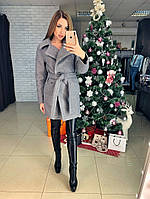 Зимнее пальто Лиана букле, фото 1