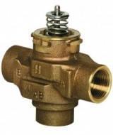 Трехходовой зонный клапан Honeywell VCZМ 3/4 , фото 1
