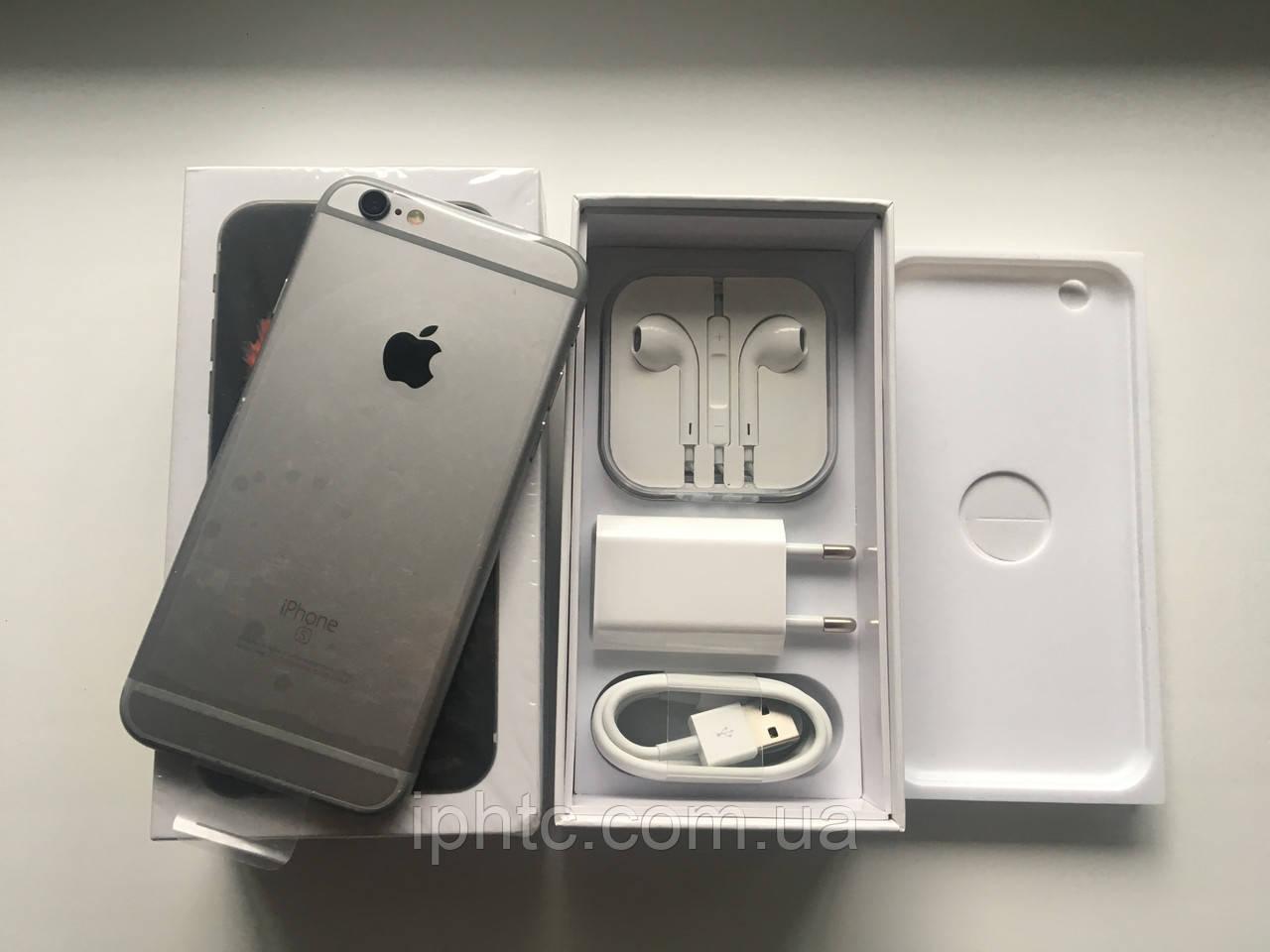 Apple iPhone 6S 32GB Grey /Новый / NeverLock Запечатан