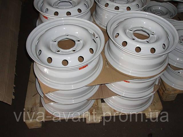 Диски уаз 6JхR16 стальные