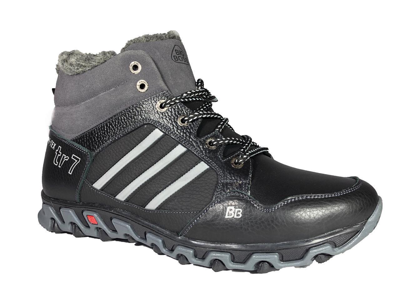 1c9810ba0 Ботинки мужские 48 размера спортивные модель К-34 - BigBoss-производитель  мужской обуви 40