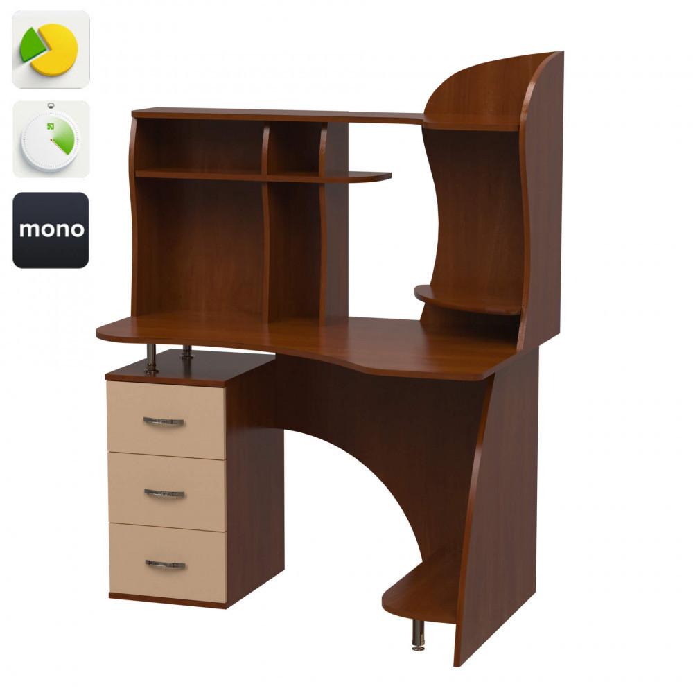"""Компьютерный стол """"Ника-мебель"""" «Амальтея»"""
