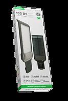 Светильник уличный светодиодный 85-265V, 100Вт 6500K, 10000LM,  IP65