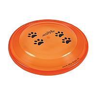 Игрушка для собак Trixie Летающая тарелка d=19 см (пластик, цвета в ассортименте) 33561