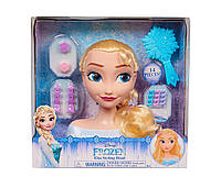 Голова - манекен для причесок принцесса Эльза Frozen Styling Head - Elsa Disney Оригинал
