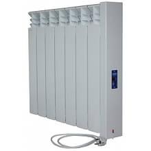 Электрический радиатор ЭРА 4 секции, Италия (390 Вт - 8 м2 обогрев)