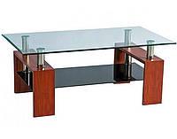 Стеклянный журнальный стол Престиж мини ТМ Sentenzo, фото 1