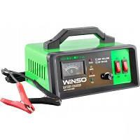 WINSO Винсо Зарядний пристрій для заряду АКБ з напругою 12-24В. Макс. Струм підзарядки 15А.Макс.Емність 15