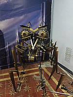 Программа Перфоманс на Детский День Рождение на  выставке Роботов на ВДНГ