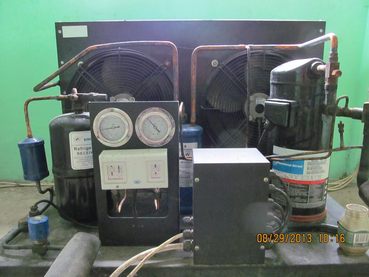 Ремонт и регулировка автоматики охладителей молока