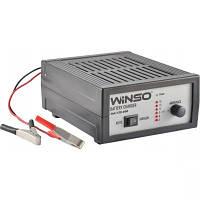 WINSO Винсо Зарядний пристрій для заряду АКБ з напругою 12В.Макс. струм підзярядки 18А.Макс.Емність 120Ah